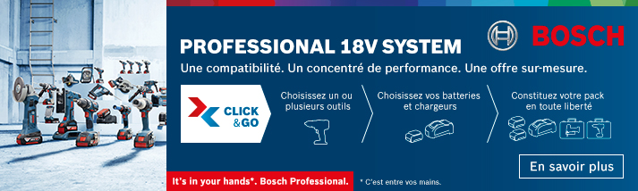 Bosch PROFESSIONAL 18V