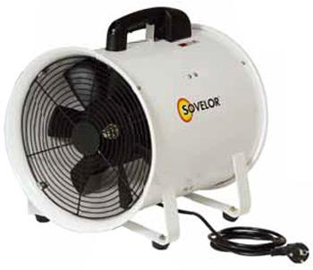ventilateur extracteur mobile v300 ventilation climatisation somec avignon. Black Bedroom Furniture Sets. Home Design Ideas
