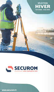 E-CATALOGUE SECUROM SELECTION HIVER